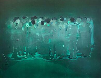 Nabil El Makhloufi, 'Milky Way I', 2018