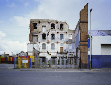 Mitra Tabrizian, 'Leicestershire, 2012 (3)', 2012