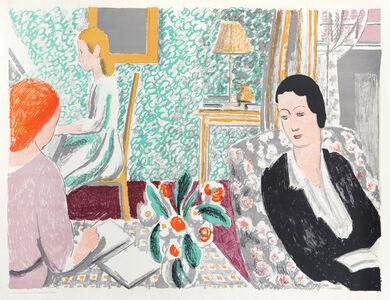 Vanessa Bell, 'The Schoolroom', 1938