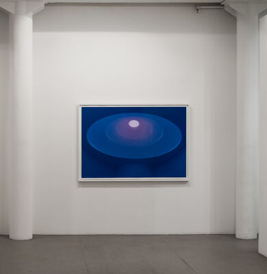 BLURRED HORIZONS: Contemporary Landscapes, Real and Imagined, installation view