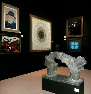 Contemporary Masterpieces Collection, installation view