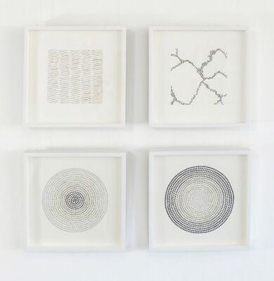 Viviane Rombaldi Seppey Entre les lignes, installation view
