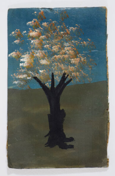Frank Walter, 'Solitary Tree in Blossom', 1926 -2006