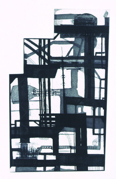 Sheila Pepe, 'E. 4th Near Bowery', 2004