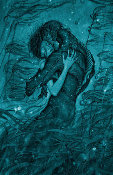 James Jean, 'The Shape Of Water', 2018