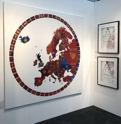TAG Fine Arts at London Art Fair 2020, installation view