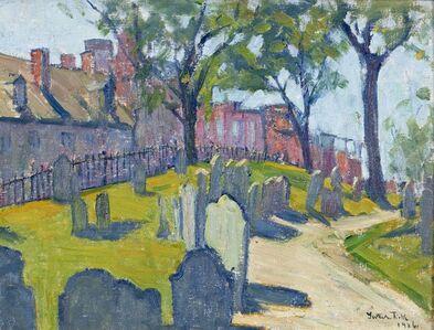 Gertrude Fiske, 'Copp's Hill ', 1926