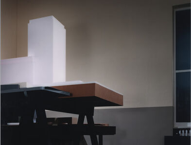 Thomas Demand, 'Modell', 2000