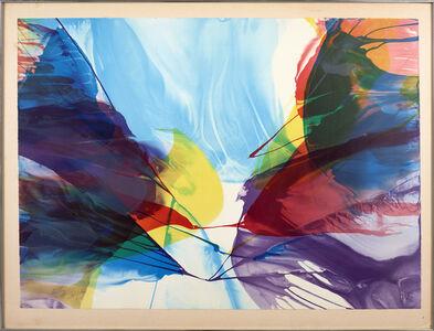 Paul Jenkins, 'Untitled', 1973