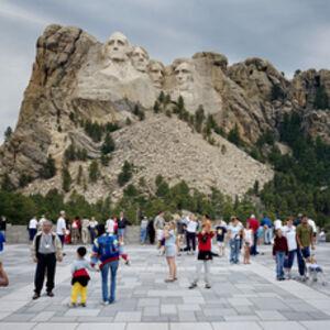 Doug Hall, 'Mount Rushmore', 2004