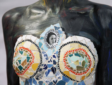 Sabine Dehnel, 'MONA XIII, Niki de Saint Phalle', 2015