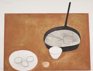 William Scott (1913-1989), 'Still Life', 1973