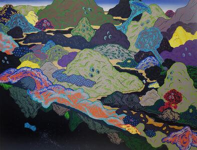 Chang Teng-yuan 張騰遠, 'The Starry Valley / 繁星之谷', 2018
