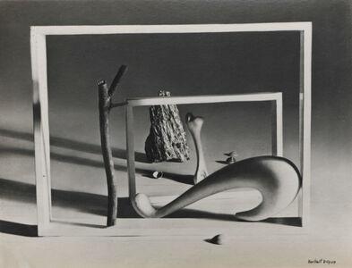 Herbert Bayer, 'Shortly Before Dawn', 1936