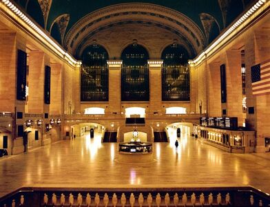 Holly Zausner, 'Grand Central Main Hall', 2015