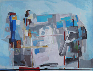 Chucrallah Fattouh, 'Untitled 8', ca. n/a