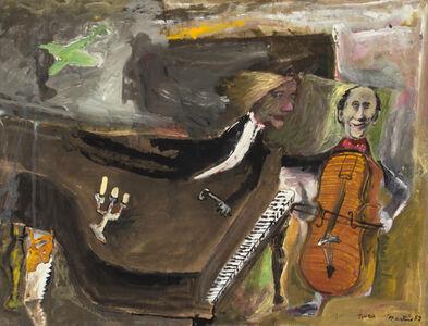 James Martin, 'Tuner ', 1987