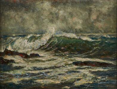 William S. Barrett, 'Maine Coast', ca. 1918
