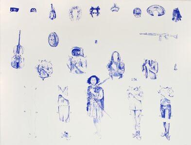 Tiago Gualberto, 'Pay Per Doll 2', 2012