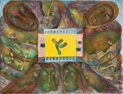 Rodolfo Morales, 'Rumores', 1994