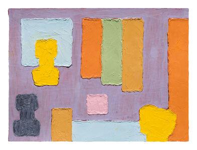Jonathan Lasker, 'Untitled', 2016