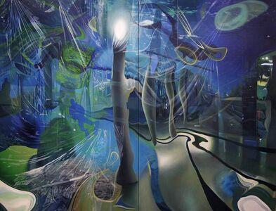 Erik Nieminen, 'Shroud of Neptune', 2019