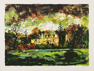 John Piper, 'Ettington Park', 1977