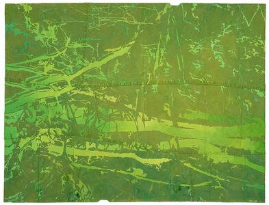 Maysey Craddock, 'the mirror verdure', 2020
