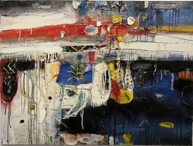 Robert Baribeau, 'Blue Steel', 2001