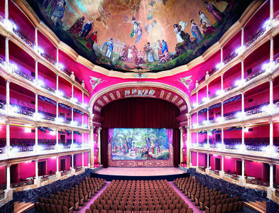 Candida Höfer, 'Teatro Degollado Guadalajara III', 2016