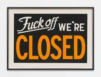 Adam McEwen, 'Untitled', 2003