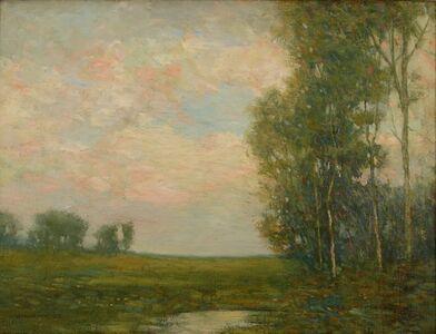 Arthur Hoeber, 'October', ca. 1910