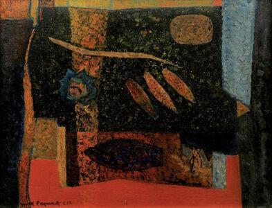 Max Papart, 'Les Poissons', 1959