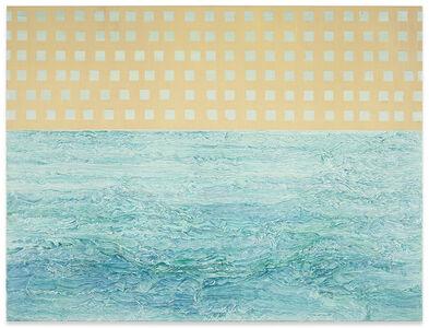 Axel Kasseboehmer, 'Meereslandschaft 9', 2003