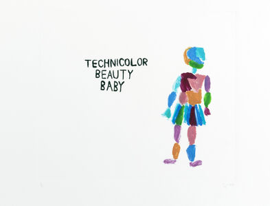 Sara Zielinski, 'Technicolor Beauty Baby', 2015