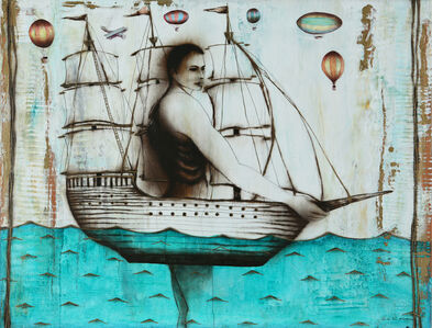 Humberto Castro, 'Navegante', 2017