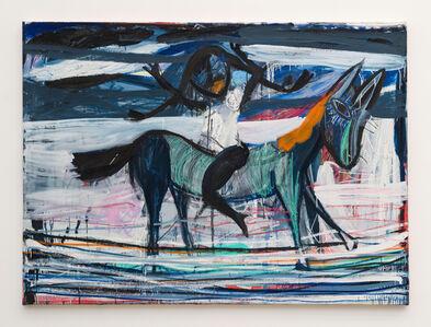 Gerben Mulder, 'Donkey's Ride of Shame', 2017