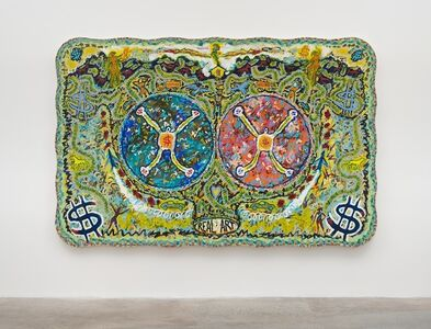 John Tweddle, 'Art World', 1971