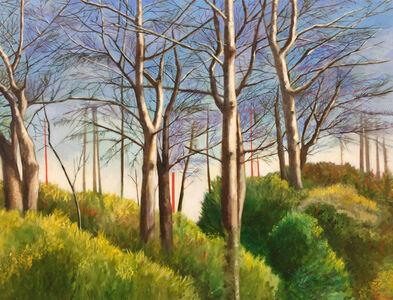 Ellen Sinel, 'Over the Truro Hill'