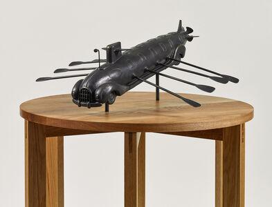 Esterio Segura Mora, 'Submarine Homemade', 2018