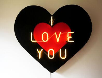 Zoe Grace, 'I Love You', 2017