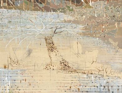 Irving Petlin, 'A Tree In Water – Camargue, 1993', 1993
