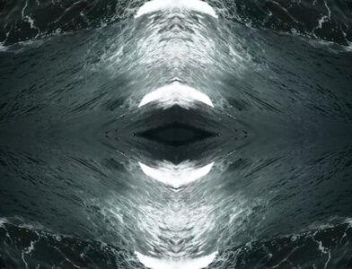 Bill Fontana, 'Graphic Waves', 2020