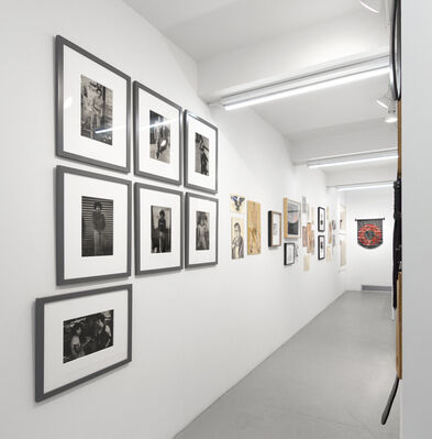 Rough Trade: Art and Sex Work in the Late 20th Century, installation view