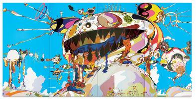 Takashi Murakami, 'Tan Tan Bo Puking - a.k.a. Gero Tan', 2002