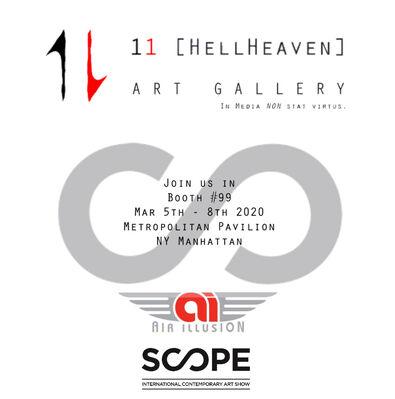 SCOPE Art Fair NY 2020, installation view