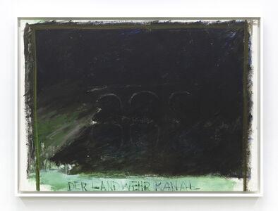 May Stevens, 'The Bridge II', 1983