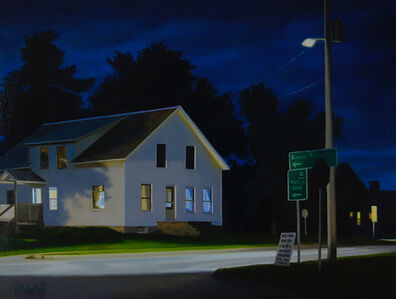 Kathleen Kolb, 'Night Intersection', 2019