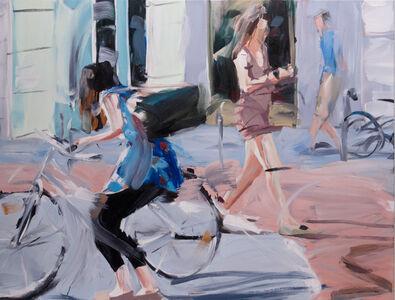 Alireza Varzandeh, 'Die Buhne (Ehren Str)', 2019