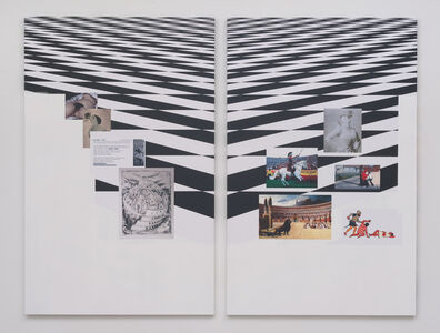 Frances Stark, 'Bobby Jesus's Alma Mater, passage from a movement therein: la puta madre', 2014